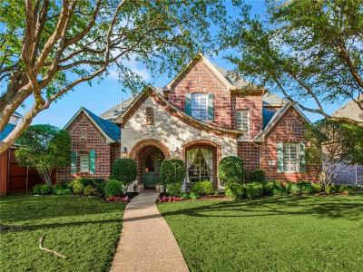 Coppell Single Family Home Active Option Contract: 330 Martel Lane
