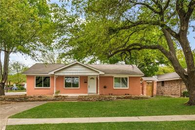 Collin County Single Family Home Active Option Contract: 1816 W Josephine Street