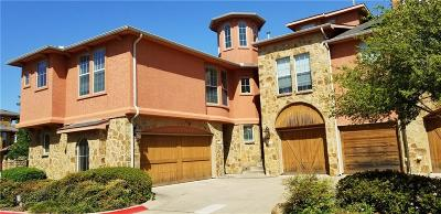Grand Prairie Townhouse For Sale: 2600 Piazza Court #6