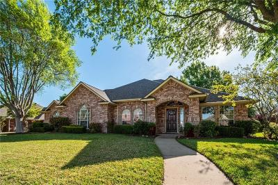 Keller Single Family Home Active Option Contract: 1107 Mockingbird Lane