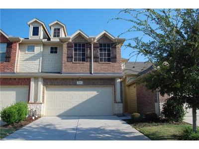 Lewisville Residential Lease For Lease: 945 Wellington Drive