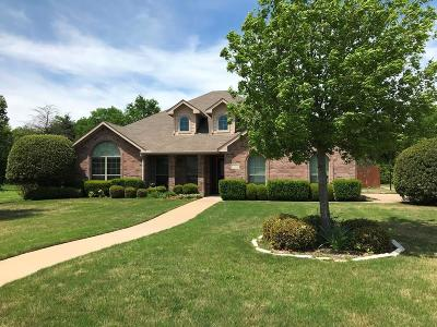 Terrell Single Family Home For Sale: 1 Birdsong Court