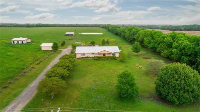 Anna Single Family Home For Sale: 8171 County Road 513