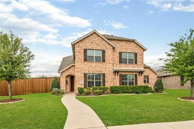 Frisco Single Family Home Active Option Contract: 12439 Herrington Drive
