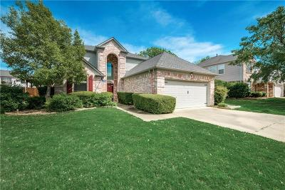 North Richland Hills Single Family Home Active Contingent: 7216 Crabtree Lane