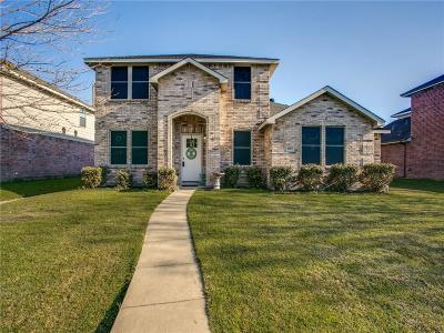 Wylie Single Family Home For Sale: 2919 Jamestown Drive
