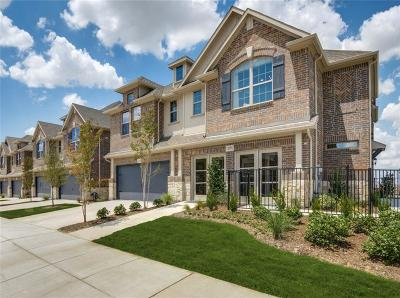 Little Elm Townhouse For Sale: 2975 Stunning Drive