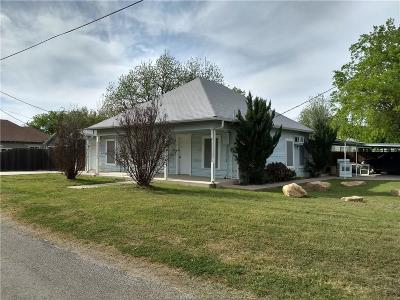 Single Family Home Active Contingent: 213 Palo Pinto Street