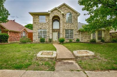Rowlett Single Family Home For Sale: 9018 Woodlake Drive