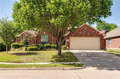 Mansfield Single Family Home For Sale: 2628 Goodnight Trail