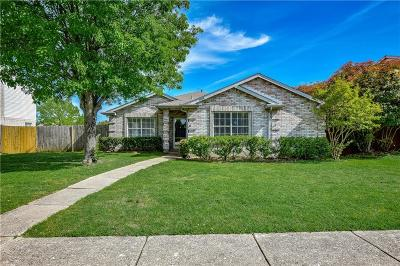 Allen Single Family Home For Sale: 1104 Centennary Drive