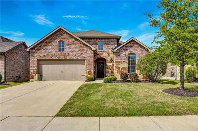Little Elm Single Family Home For Sale: 1733 Rosson Road