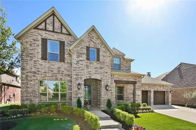 Prosper Single Family Home For Sale: 4551 Acacia Parkway