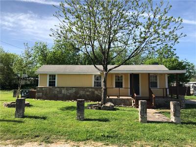 Single Family Home For Sale: 801 Pat & Hermans Camp #23