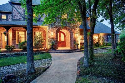 Flower Mound Single Family Home For Sale: 5900 Sandstone Court