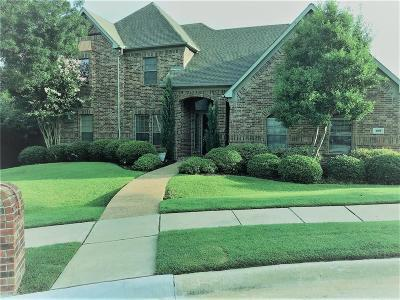 Flower Mound Single Family Home For Sale: 4108 Napa Court