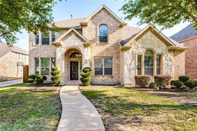 Carrollton Single Family Home For Sale: 1505 Bluebonnet Way
