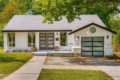 Single Family Home For Sale: 415 N Cavender