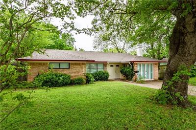 Richardson Single Family Home For Sale: 432 Apollo Road