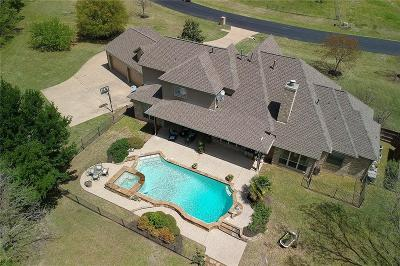 Prosper Single Family Home For Sale: 1351 Wheatland Road