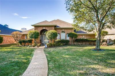 Allen Single Family Home For Sale: 814 Willow Brook Drive