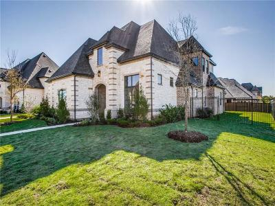 Southlake Single Family Home Active Contingent: 901 Rhone Lane