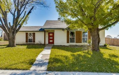 Carrollton Single Family Home Active Option Contract: 2600 Winding Creek Drive
