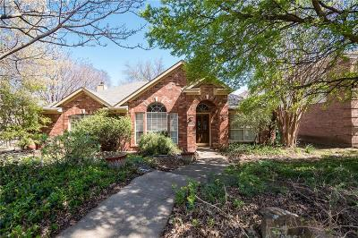 Allen Single Family Home For Sale: 1401 Red Tip Drive