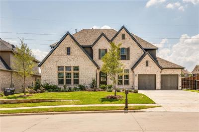 Prosper Single Family Home For Sale: 3460 Newport Drive