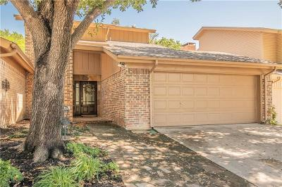 Fort Worth Single Family Home For Sale: 9312 Mountain Lake Court