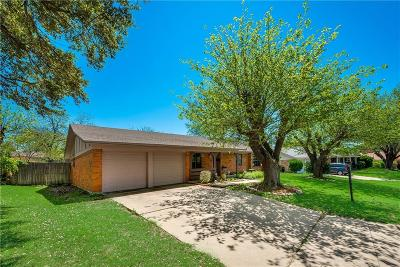 Tarrant County Single Family Home For Sale: 3021 Choctaw Trail