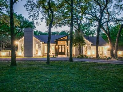 Southlake Single Family Home Active Option Contract: 2206 Shadow Creek Court