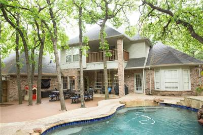 Denton Single Family Home For Sale: 45 Oak Forrest Circle