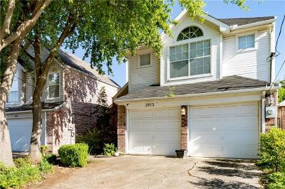 Dallas Single Family Home Active Option Contract: 2913 N Bend Drive