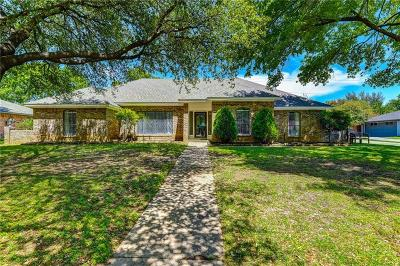 Highland Village Single Family Home Active Contingent: 233 Glenmere Drive