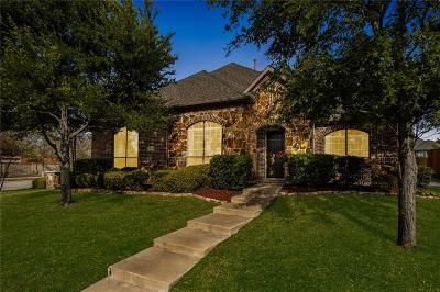Sachse Single Family Home For Sale: 7626 Meadowknoll Drive