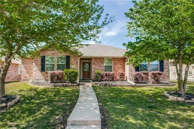 Wylie Single Family Home For Sale: 3011 Lake Vista Drive