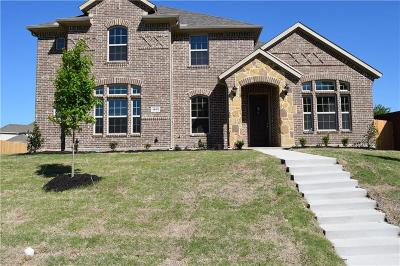 Desoto Single Family Home For Sale: 1605 Sagewood Drive