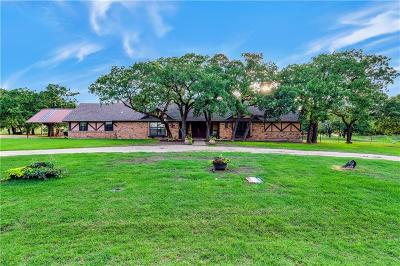 Springtown Single Family Home For Sale: 565 Trussell Drive