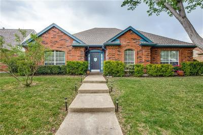 Denton County Single Family Home For Sale: 2114 Clearwater Trail