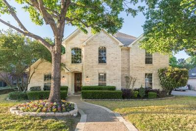 Denton County Single Family Home For Sale: 1804 Doubletree Trail