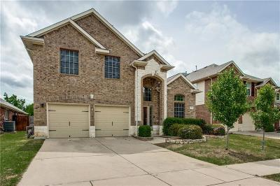 Grand Prairie Single Family Home For Sale: 2529 Marina Drive