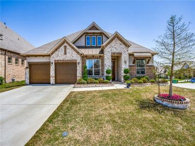 Mckinney Single Family Home For Sale: 7400 E Fork Lane