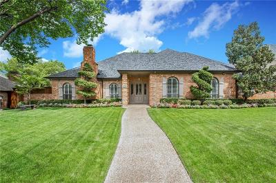Collin County Single Family Home For Sale: 5815 Knightsbridge Drive