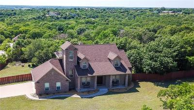 Hudson Oaks Single Family Home For Sale: 232 South Fork Drive