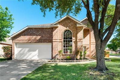 Flower Mound Single Family Home For Sale: 2600 Timberwood Drive