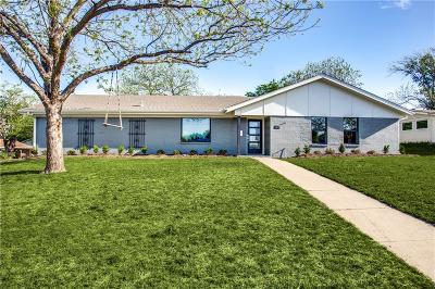 Fort Worth Single Family Home For Sale: 6828 Cumberland Road