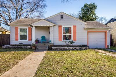 Dallas Residential Lots & Land For Sale: 3006 Cherrywood Avenue