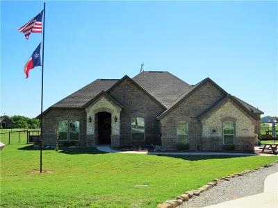 Springtown Single Family Home For Sale