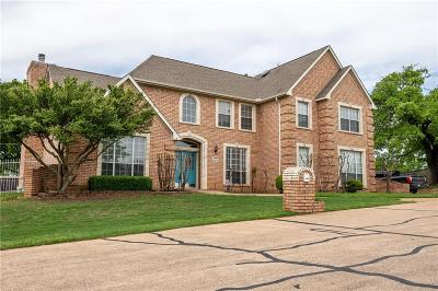 Kennedale Single Family Home Active Option Contract: 1200 Vera Lane